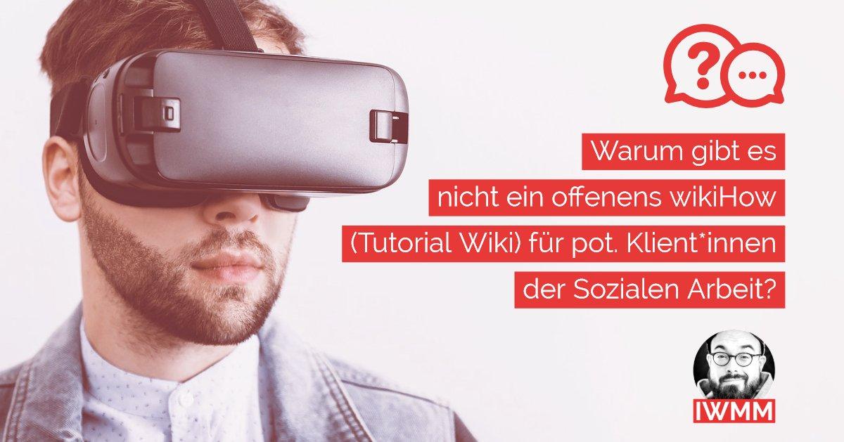 wikiHow für potenzielle Klient*innen der Sozialen Arbeit